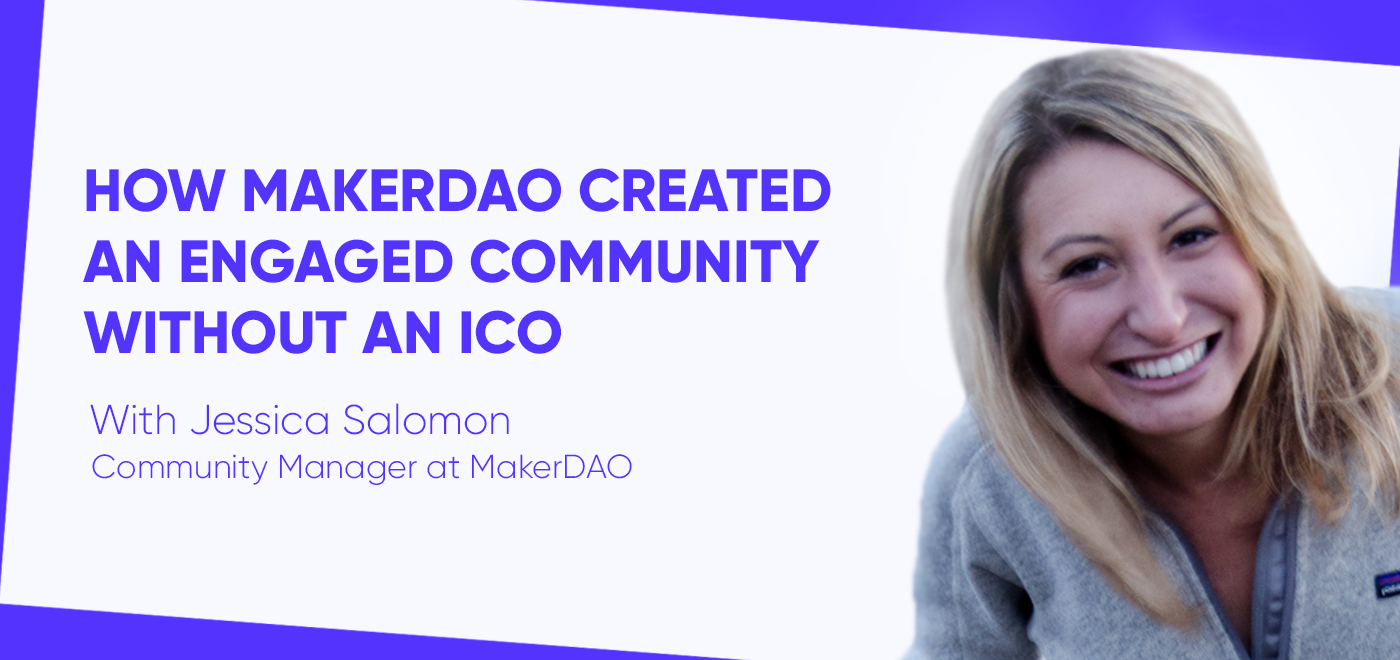 /how-makerdao-created-an-engaged-cohesive-community-without-an-ico-1247c2f54e51 feature image