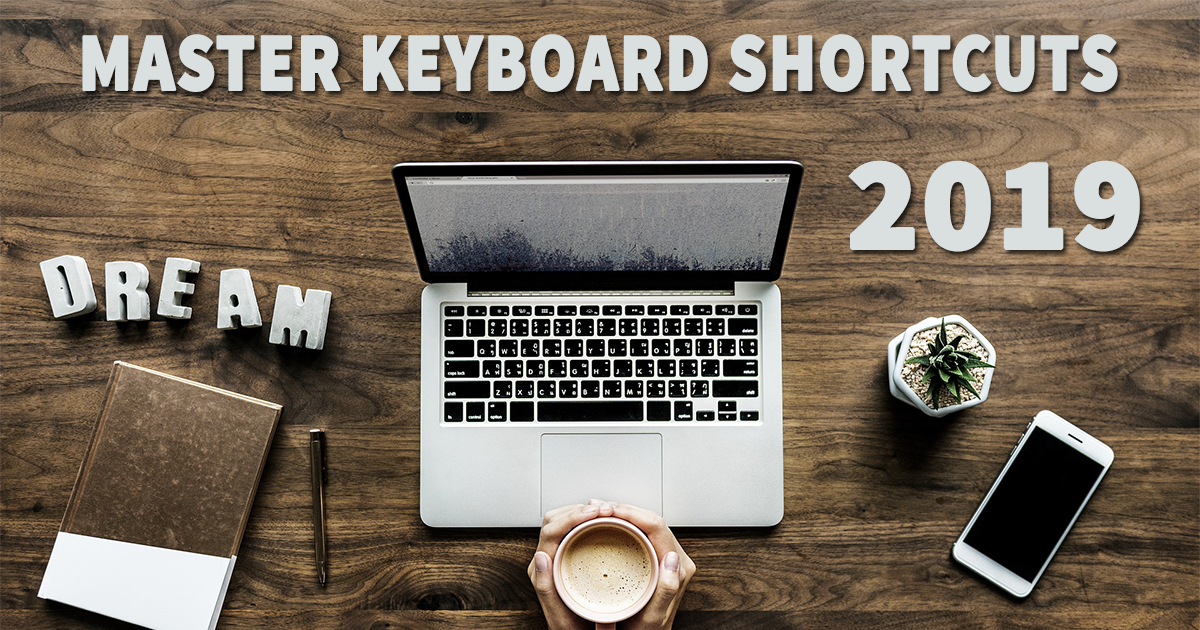 /most-productive-keyboard-shortcuts-to-master-in-2019-5d2c51df7e9b feature image