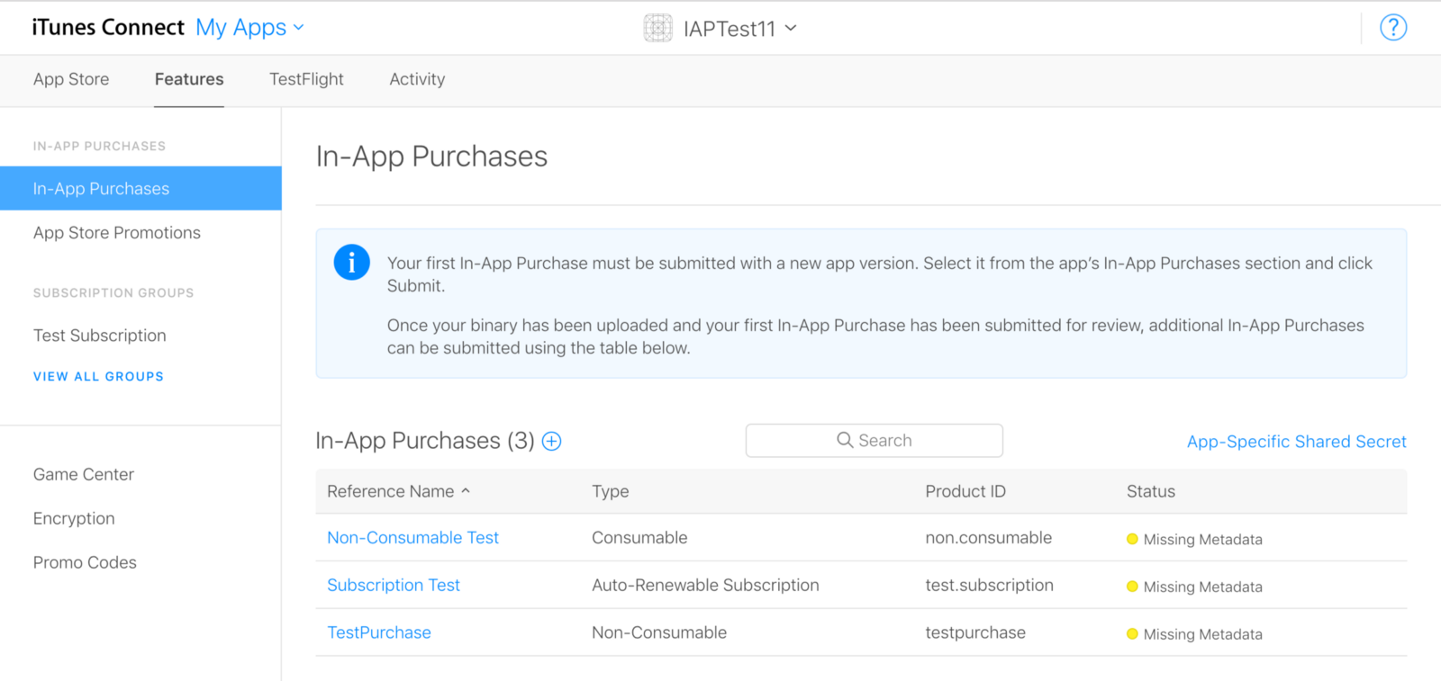 SWIFT] How to add In-App Purchases in your iOS app - By