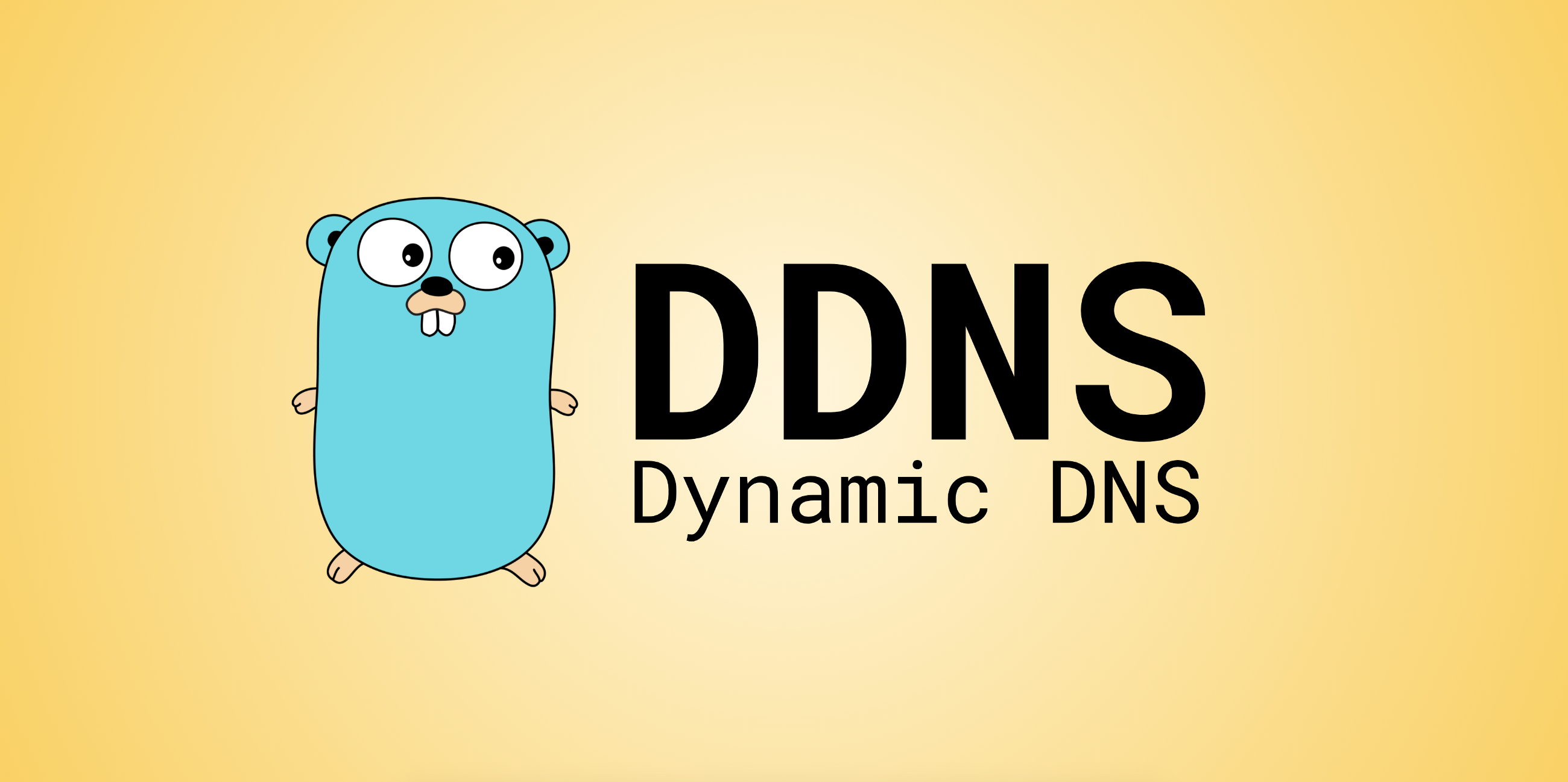 Your Personal DDNS - By