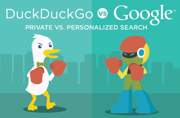 DuckDuckGo Vs  Google: What You Need to Know - By Mohammad