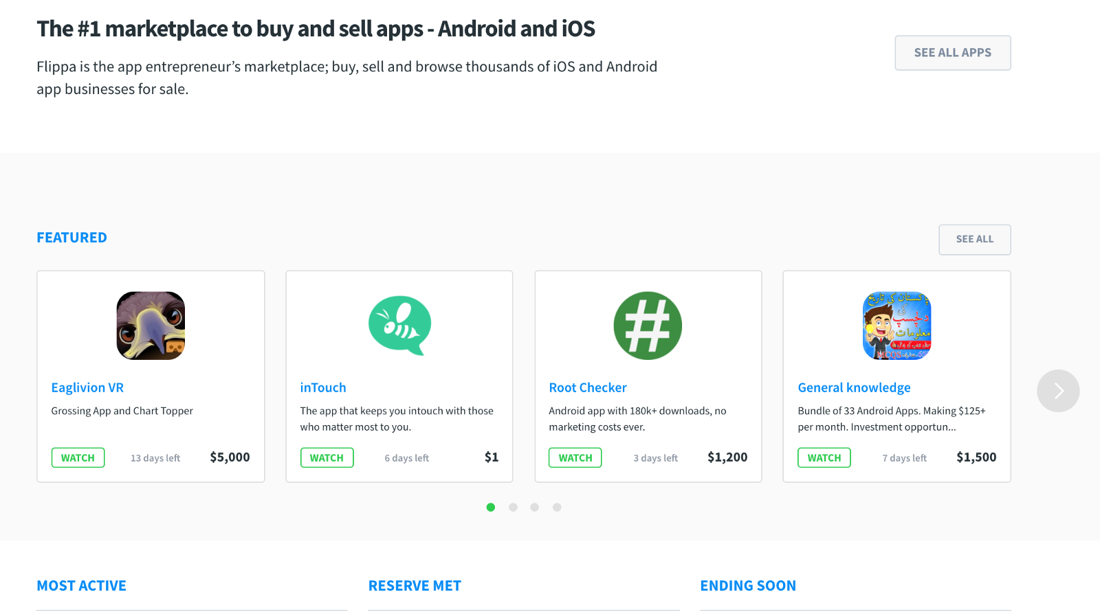 How I Sold My First App for $1,200 in Two Days — Learnings