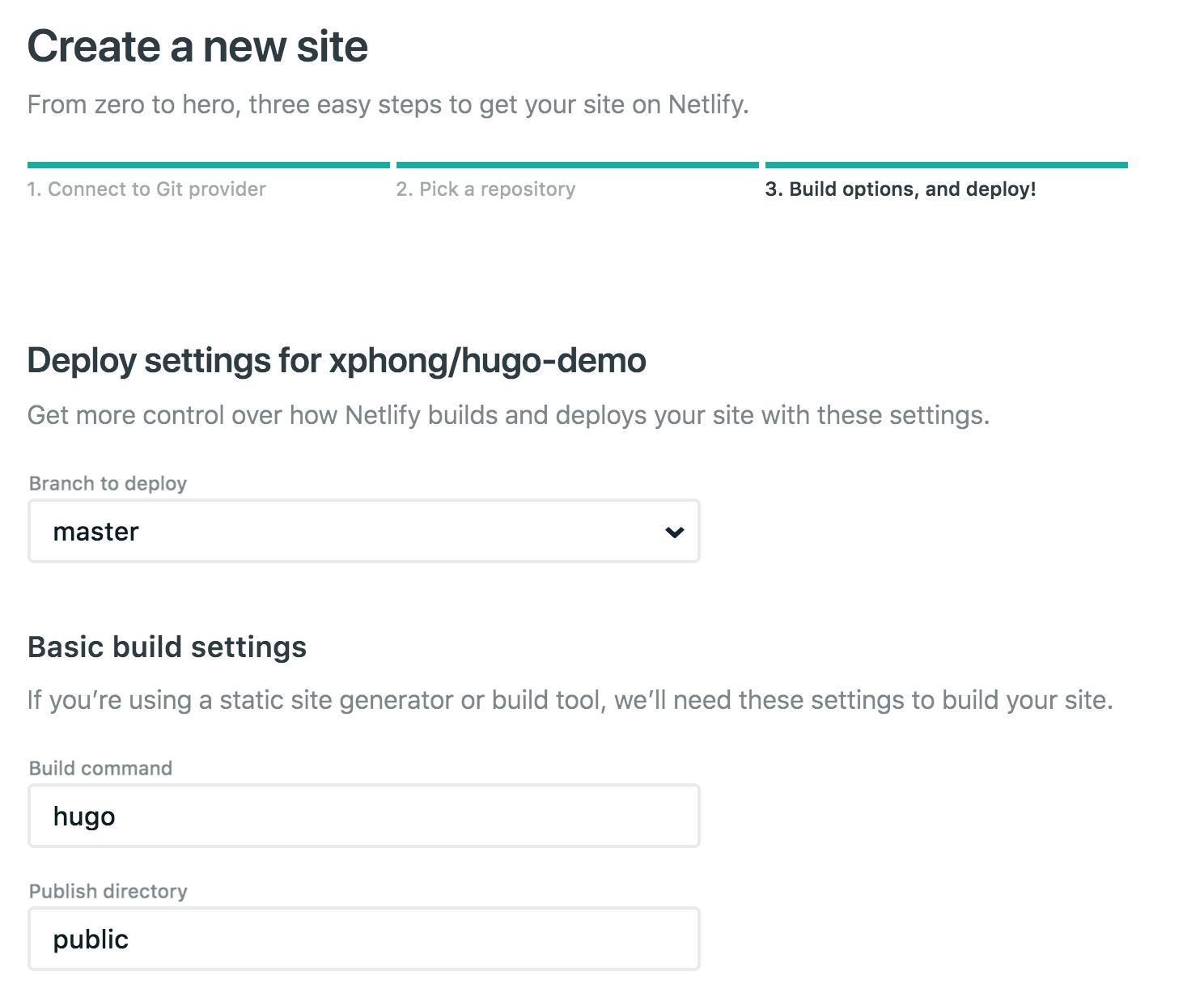 WordPress to Static Site Generator (Hugo) Migration and