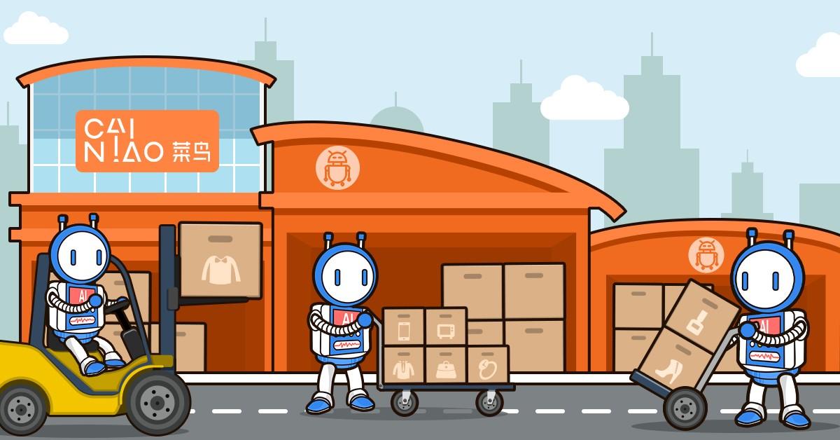 AI Acrobatics: Cainiao's Flexible Automated Warehouse - By