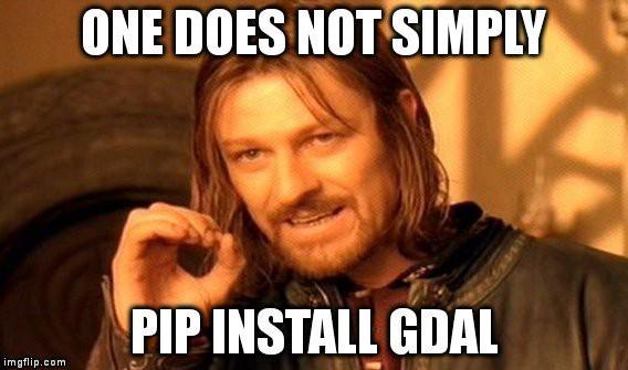 Install Python GDAL 🌐 using Conda 🐍 on a Mac 🍎 - By Filip