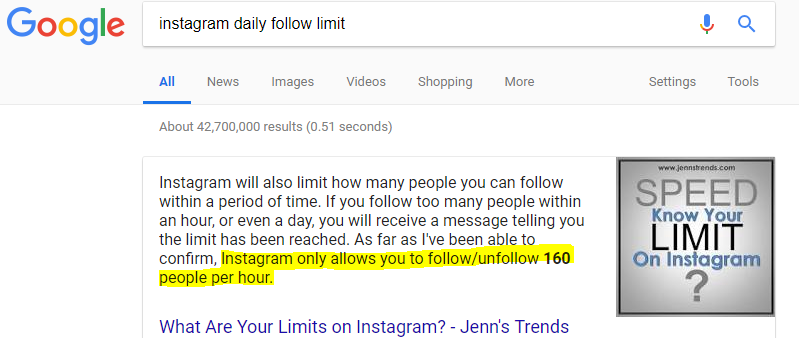 """How to Bypass Instagrams """"1000 Follows a Day"""" Limit - By"""