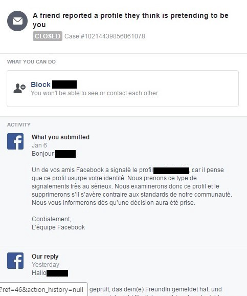 Facebook Identity Theft Reporting is Broken - By