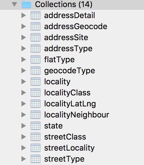 Open Data + Node JS + Elasticsearch — 13 million street