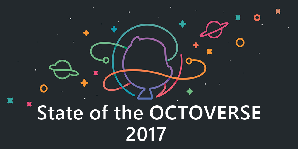 GitHub Octoverse 2017 Overview — Top Trends - By DashMagazine