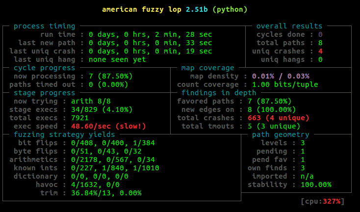 afl-unicorn: Fuzzing Arbitrary Binary Code - By