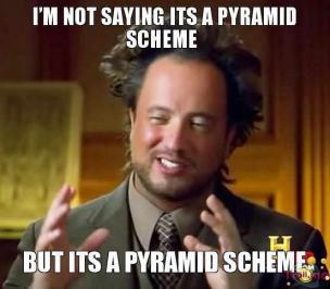 /bitcoins-pyramids-e7a32463fd1a feature image