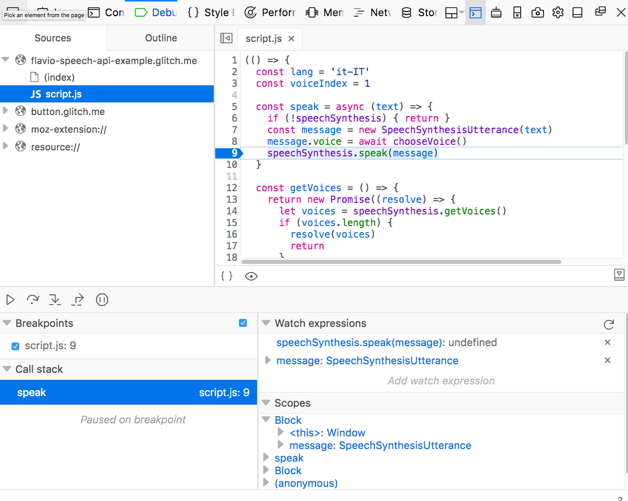 10 Firefox Dev Tools things that you might not know yet - By