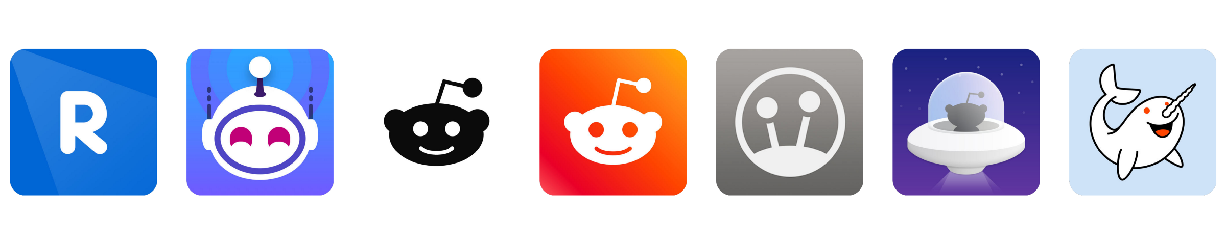 Reddit Clients for iOS - By