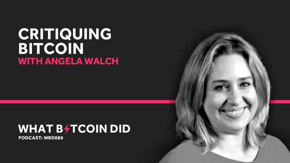 /critiquing-bitcoin-with-angela-walch-6d3518657a92 feature image