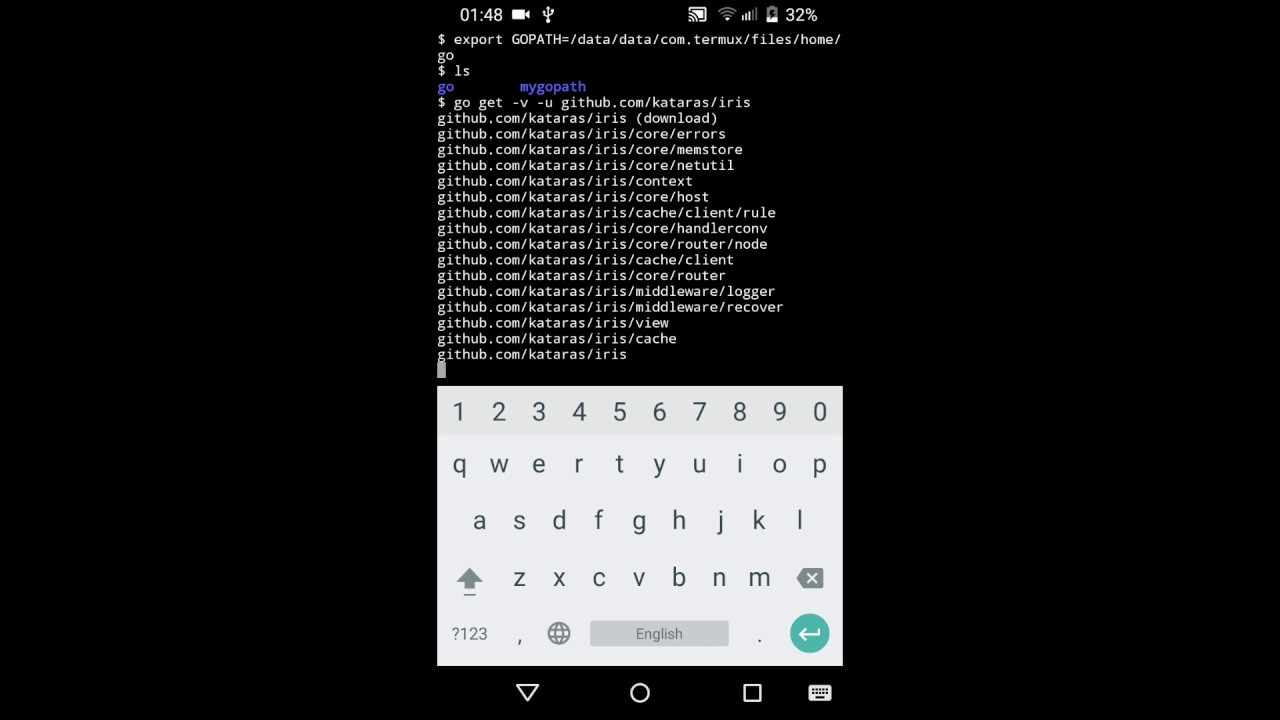 How to Turn an Android Device into a Web Server - By Gerasimos