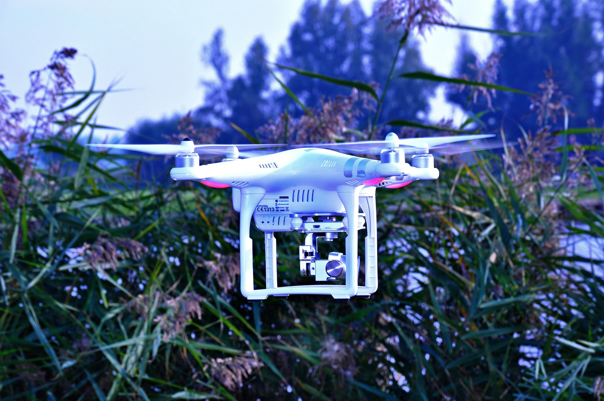 Pleasure and Business Merge, Here Are 5 Industries Drone