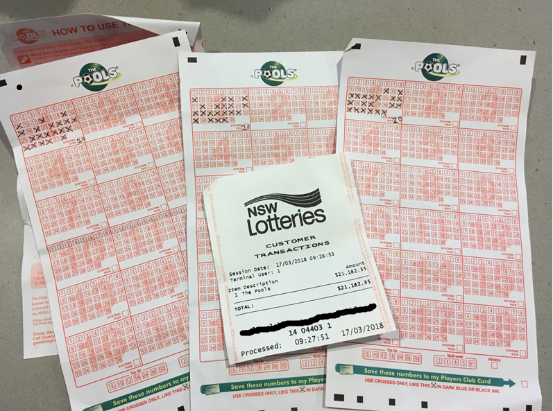 Gaming the lottery: How one winner used math to overcome the odds