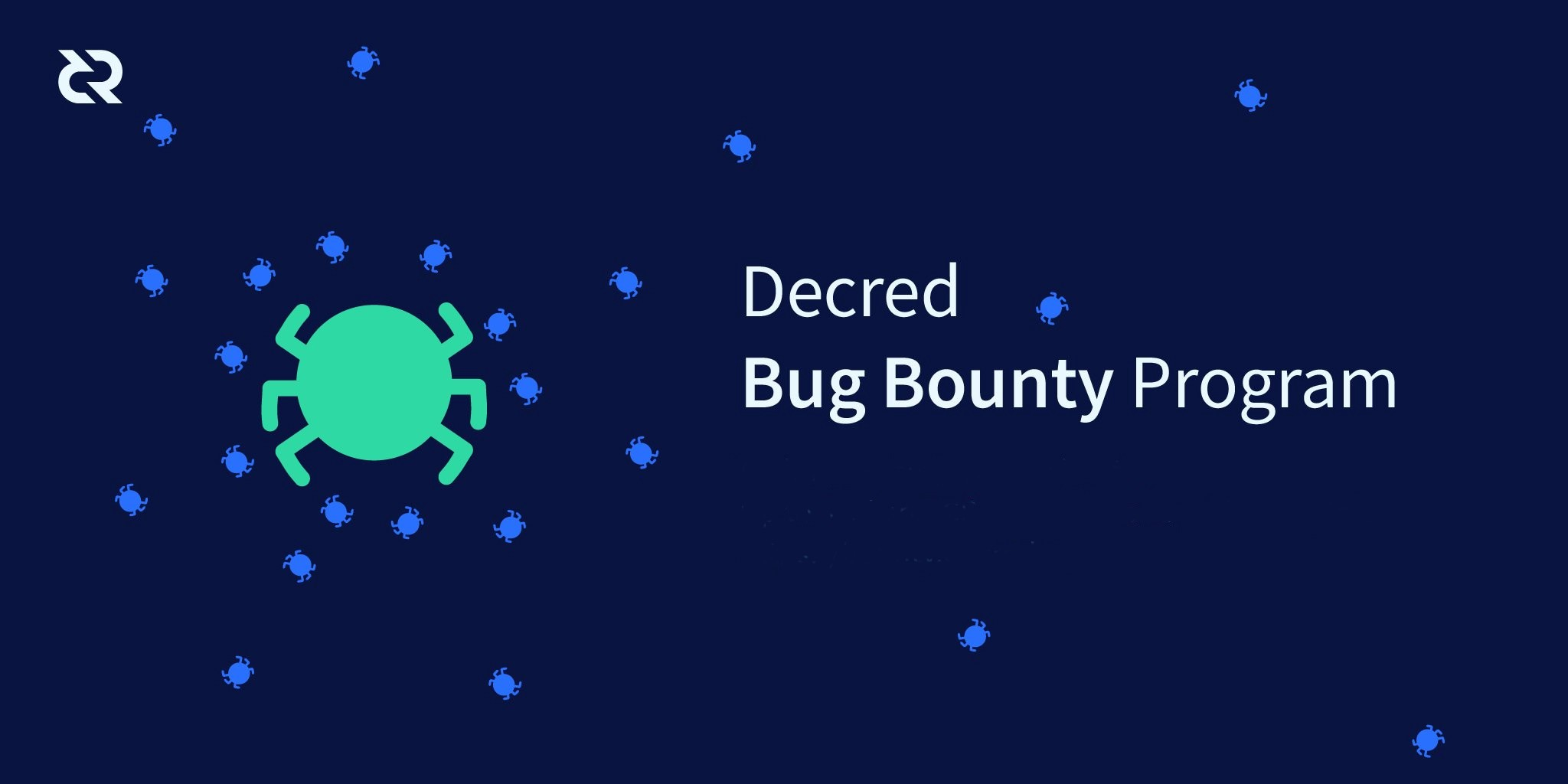 /decred-launches-debug-decred-bug-bounty-program-7e4d2af27ec9 feature image