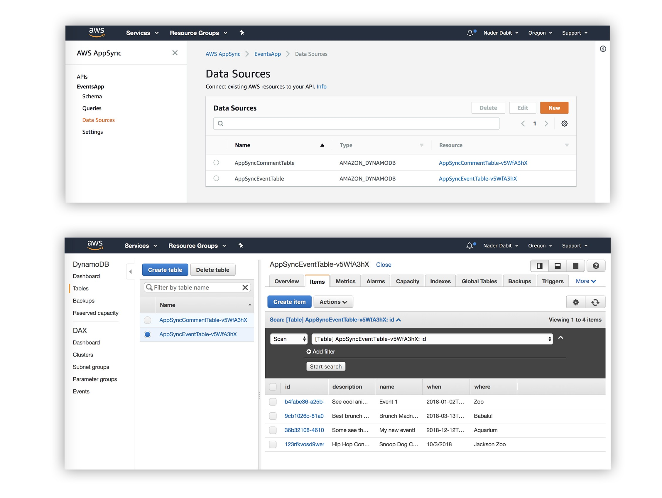 AWS AppSync — Up and Running with GraphQL in the Cloud - By