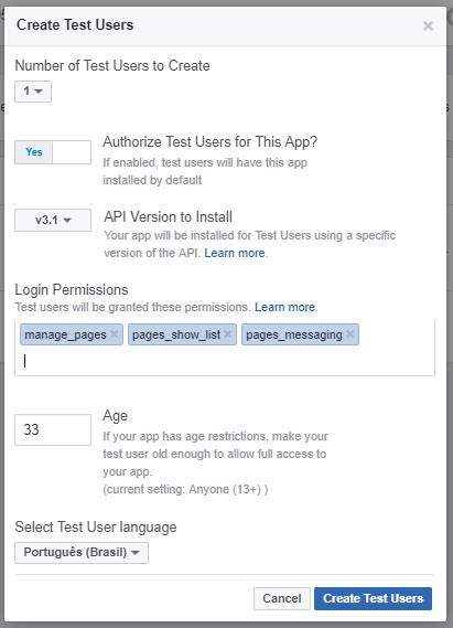 Testing a Facebook chatbot with Nightmare js [pt  1] - By