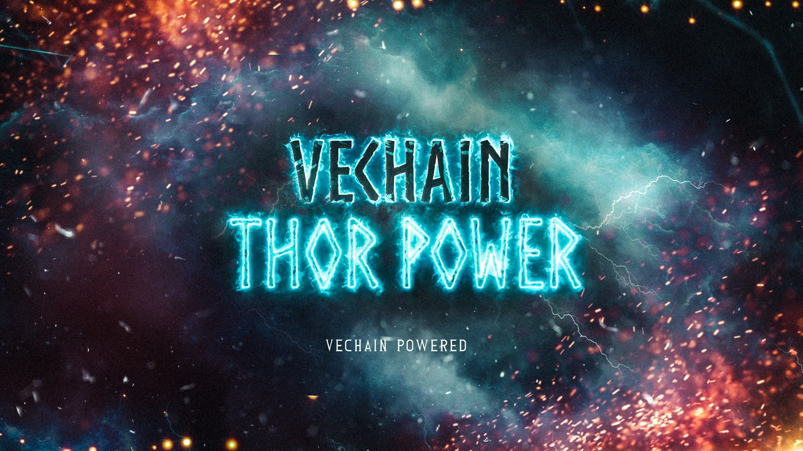 Image result for vechain thor blockchain