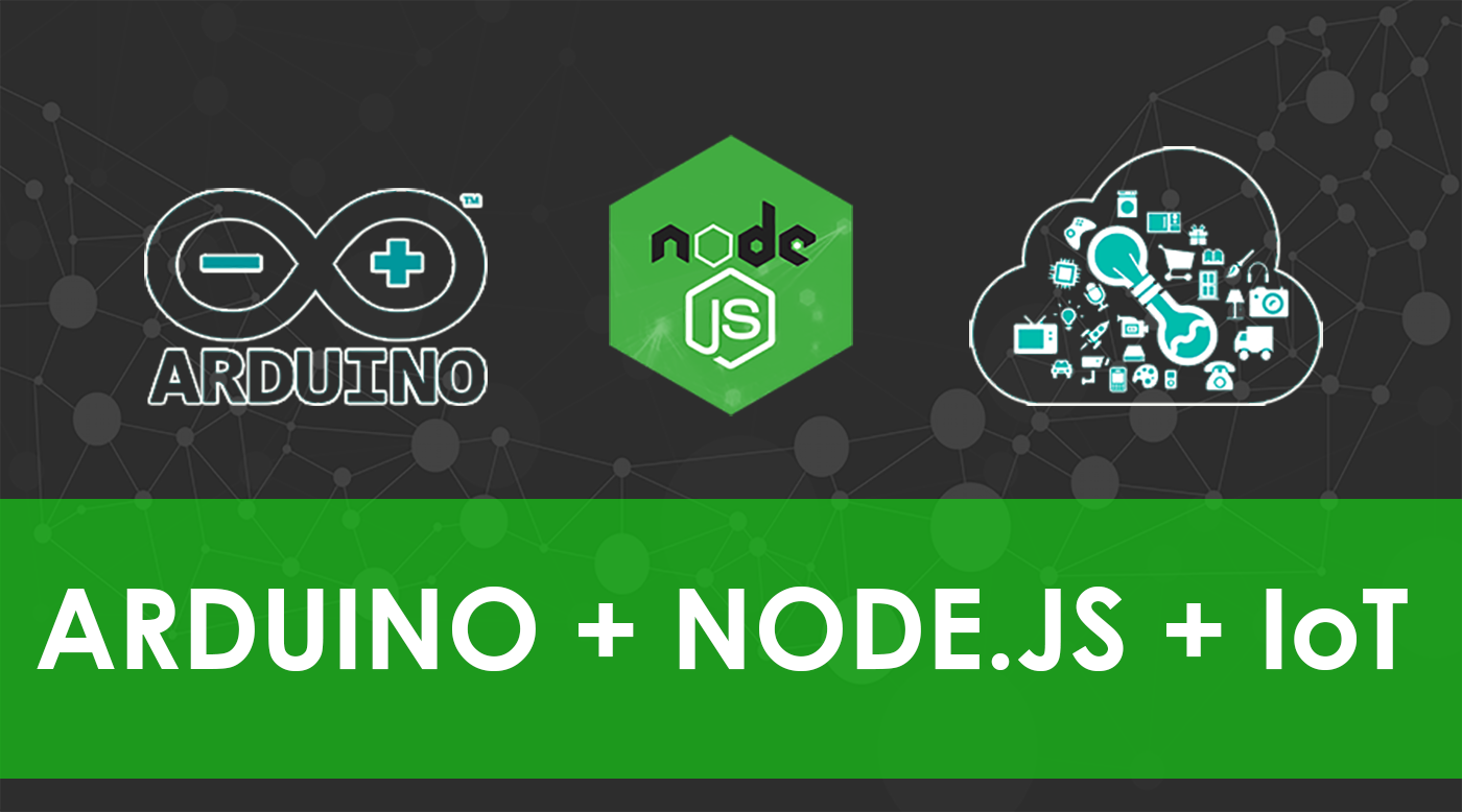 Create your first Arduino + Node js IoT Visualization App in