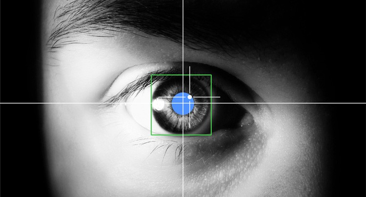 Make an Eye tracking and Face detection app as a beginner