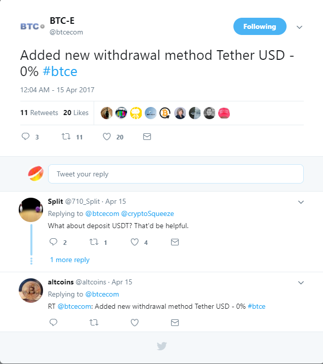 The Curious Tale Of Tethers - By