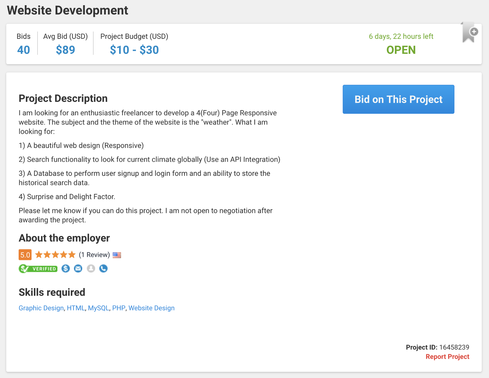 5 Real Examples of Freelance Projects Junior Developers