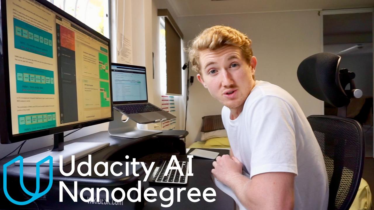 Should you do a Udacity AI Nanodegree or an AI Masters