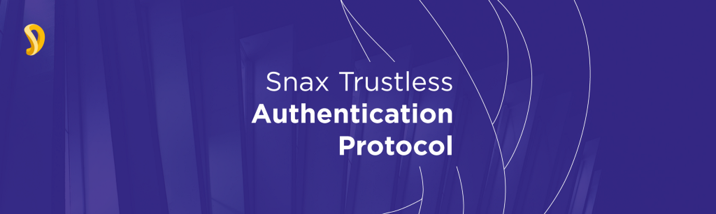 /snax-trustless-authentication-protocol-f925216ae7d2 feature image