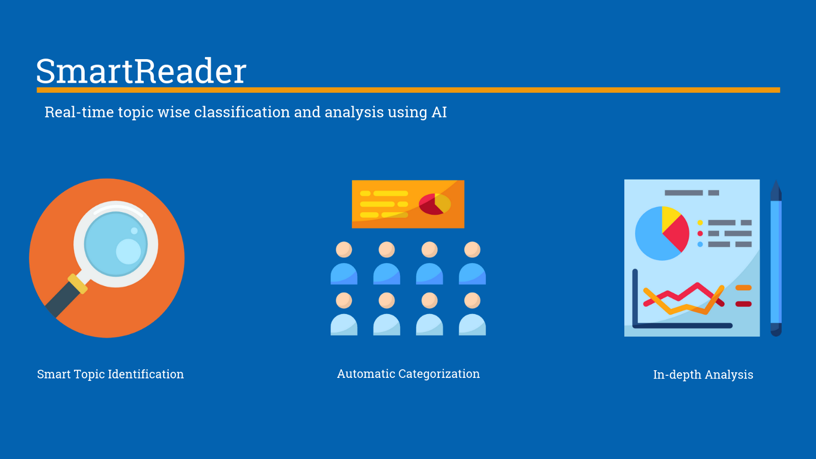 /announcing-launch-of-smartreader-an-ai-powered-feedback-analysis-platform-4f6d64ca1340 feature image