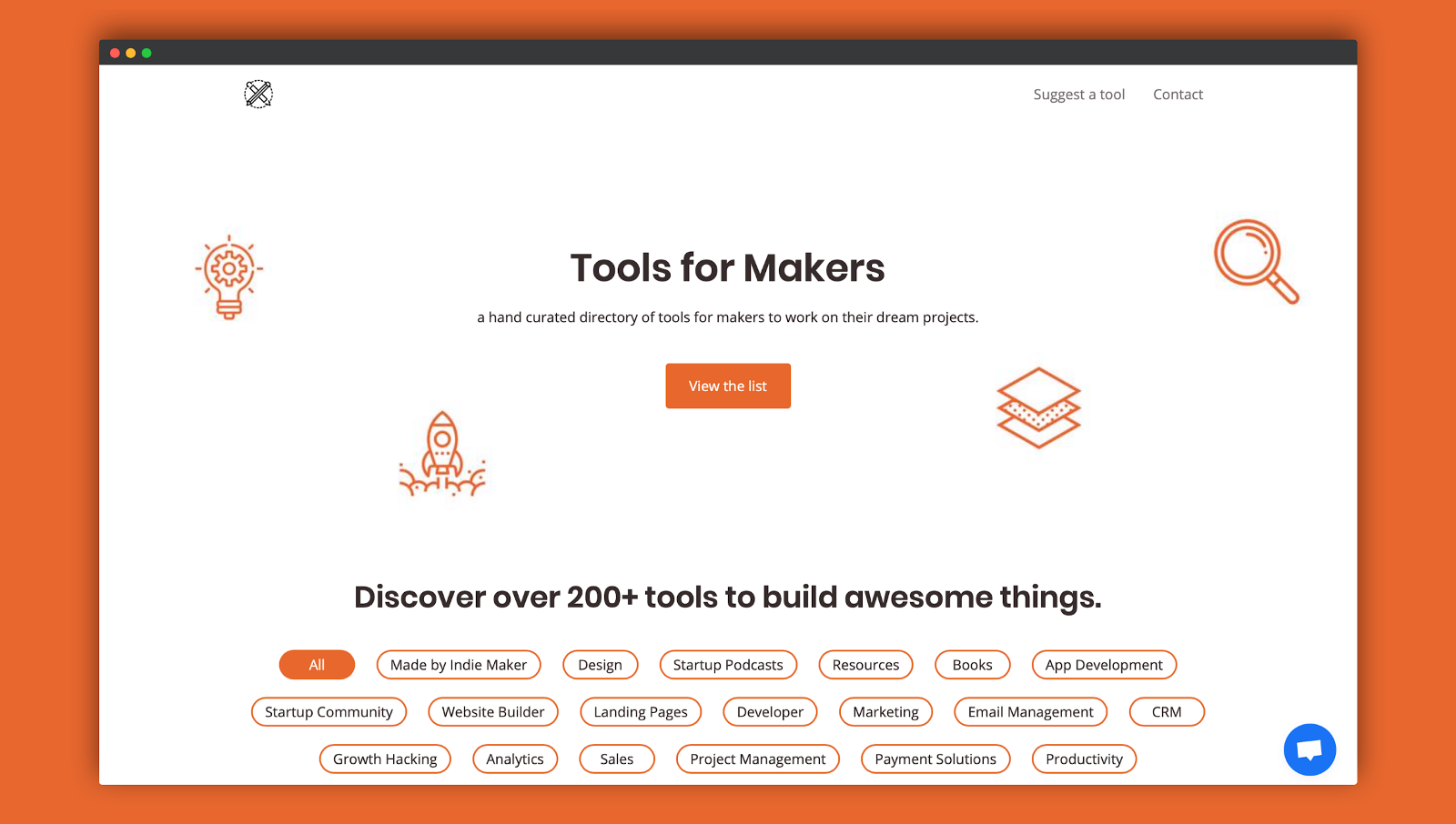 /tools-for-makers-a-hand-curated-directory-of-tools-for-indie-makers-8f50d7fcb8 feature image
