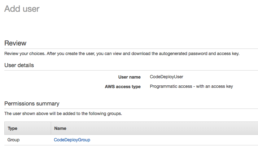 Deploy to EC2 with AWS CodeDeploy from Bitbucket Pipelines