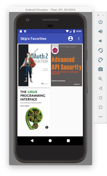 Adding OAuth2 to Mobile Android and iOS Clients Using the AppAuth