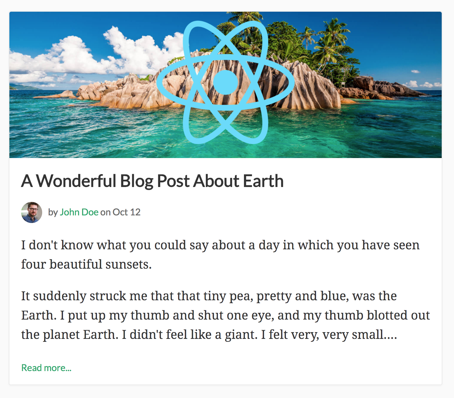 /how-to-build-a-simple-blog-using-react-and-graphql-e32d78bbd724 feature image