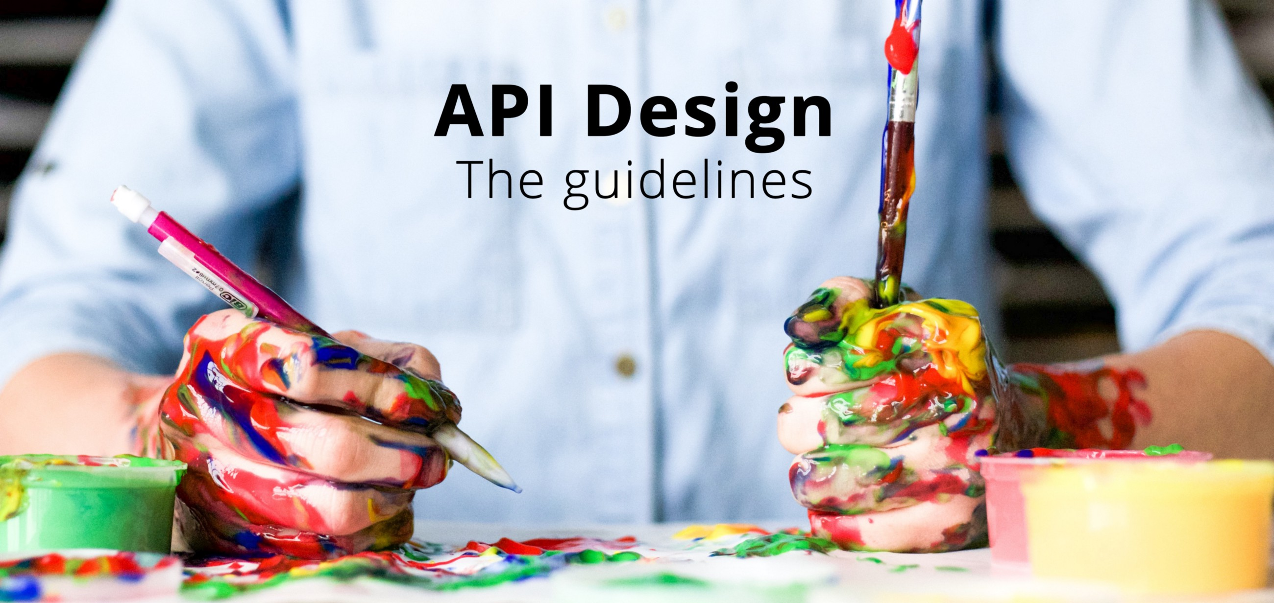 RESTful API Designing guidelines — The best practices - By