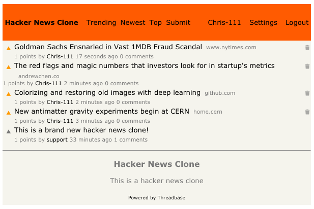 /how-to-make-a-hacker-news-clone-in-under-a-minute-without-writing-any-code-96fb15547677 feature image