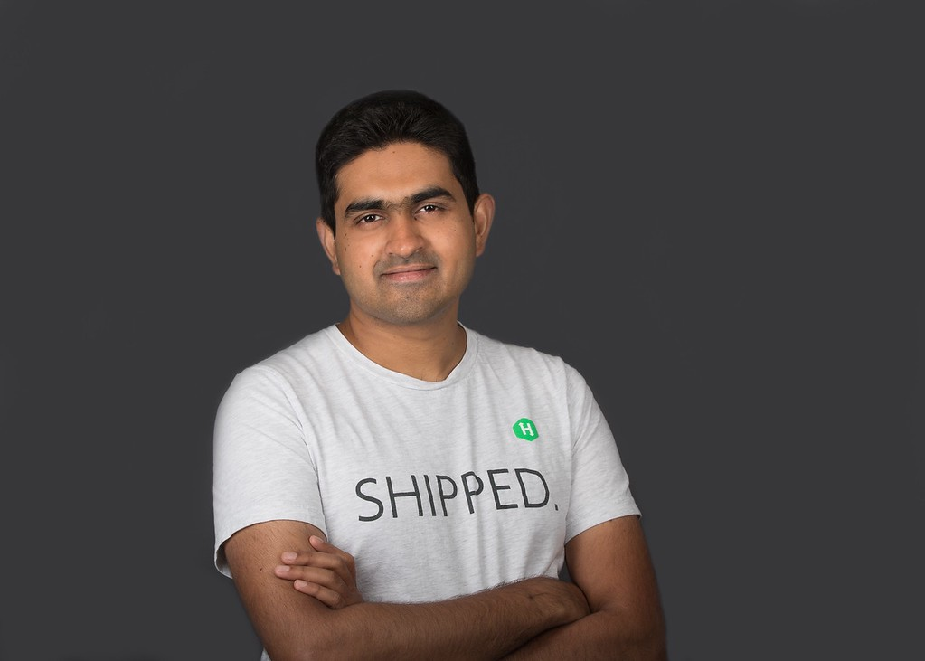 /founder-interviews-vivek-ravisankar-of-hackerrank-38fbeffc8274 feature image