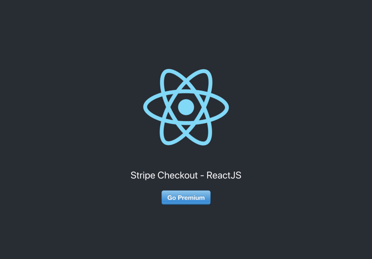Stripe API, ReactJS, and Express - By Jameson Brown