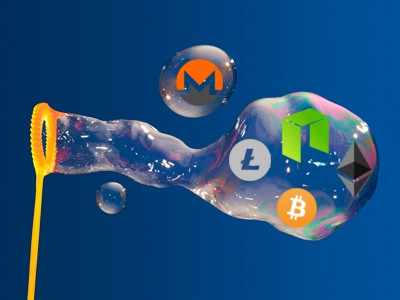 Popping The Bubble: Cryptocurrency vs  Dot Com - By