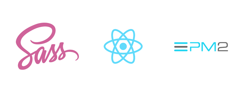 React-SASS-PM2-EC2-Production-App mapped with a custom