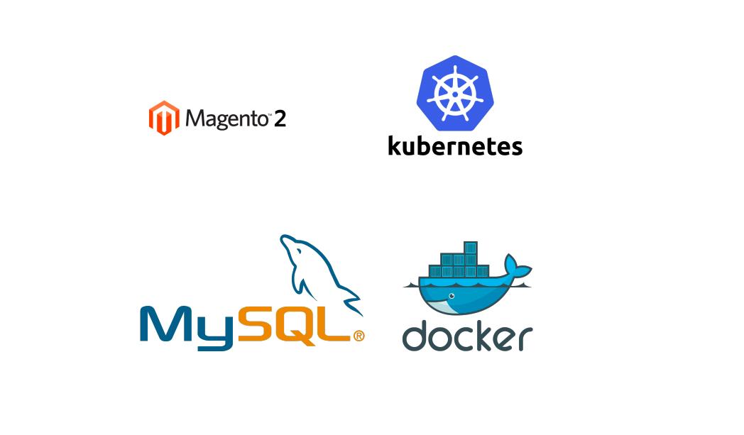 Deploy Magento 2 & MySQL to Kubernetes Locally via Minikube - By
