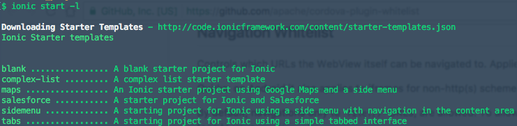 Getting Started with Ionic Framework: An Overview - By Aman