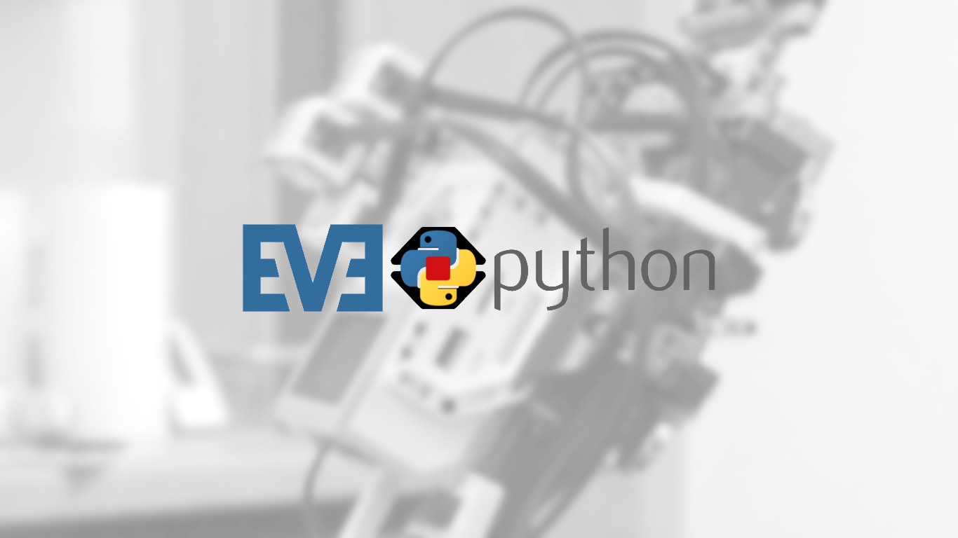 EV3 Robotics with Python (Mac) - By Attila Vago