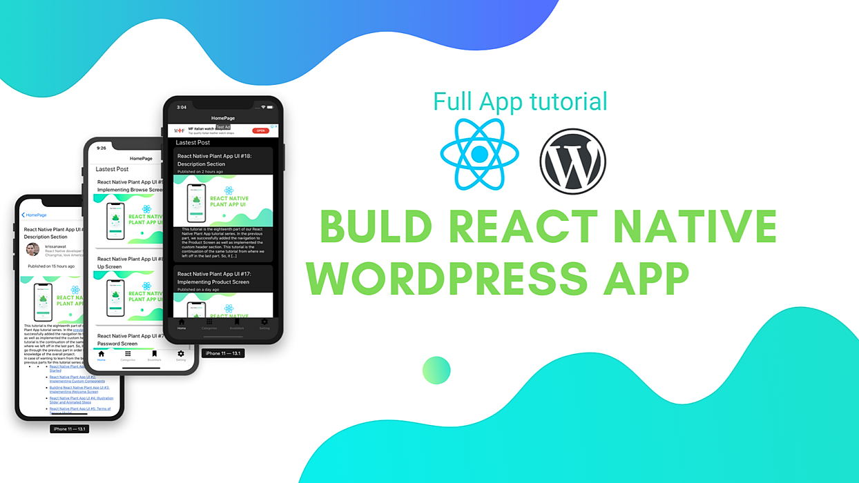 /build-a-wordpress-app-with-react-native-2-your-environment-9b12g32ty feature image