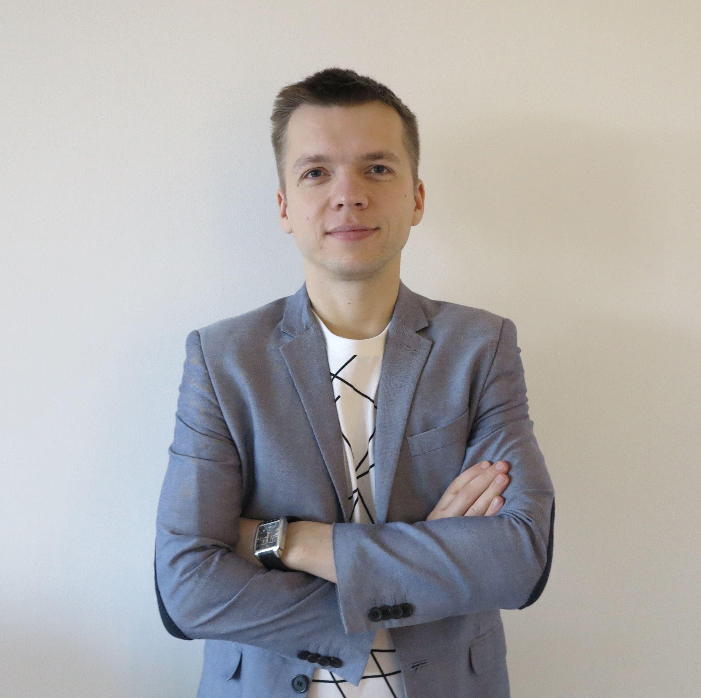 Vitaly Kukharenko Hacker Noon profile picture