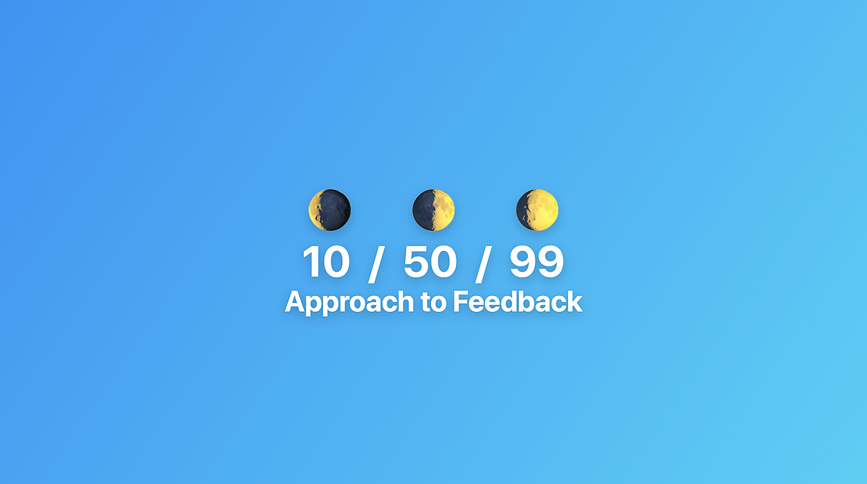 /how-to-use-the-105099-approach-to-give-feedback-1y8433l0 feature image