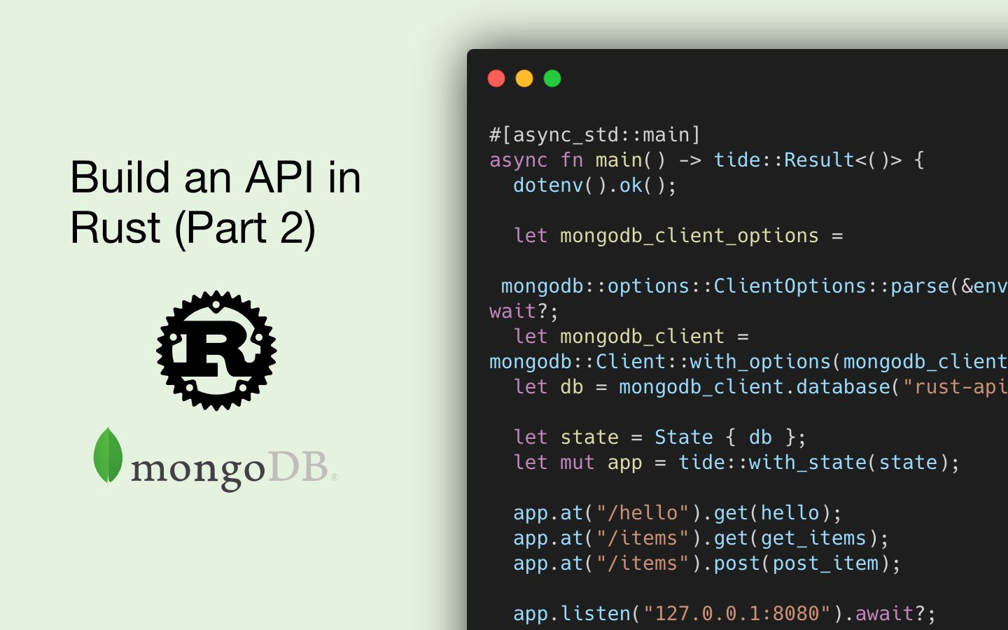 /how-to-build-a-simple-api-in-rust-part-2-vv9q35ze feature image