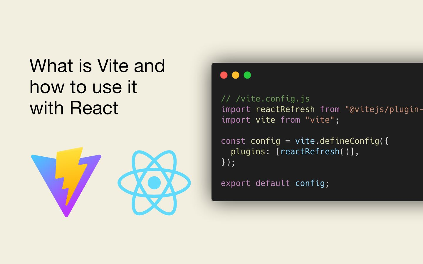 /how-to-use-the-vite-build-tool-with-react-2t1934rd feature image
